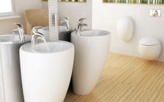 Смесители для ванной: как выбирать из широкого ассортимента