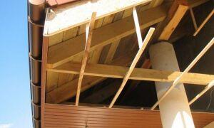 Как установить крытый софит? Изучите правила сборки для soffit
