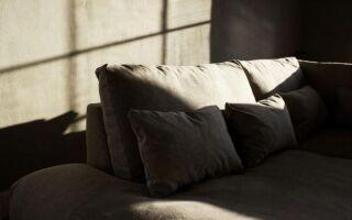 Из-за заботы о мягкой мебели: как ухаживать за ними