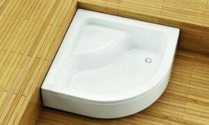 Поддон для ванной комнаты глубокий или очень мелкий