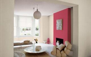 Белый цвет и его оттенки в дизайне интерьера