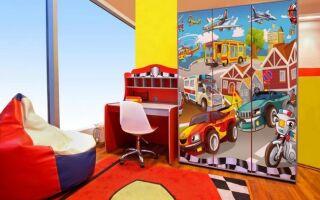 Большие наклейки для мебели, стен и электроприборов (ФОТО)