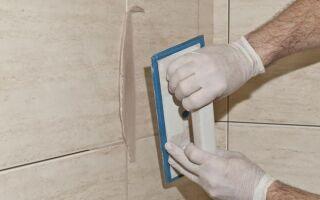 Затирка керамической плитки. Какую фугу и силикон выбрать