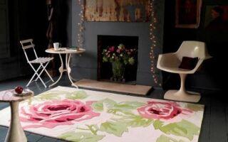 Модные ковры. Какие шаблоны вовремя
