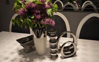 Композиции свежих, срезанных цветов также в вашем доме (ФОТО)