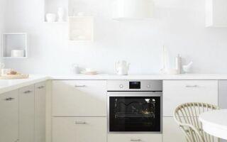 Встроенная кухня и кухня не обязательно одинаковы