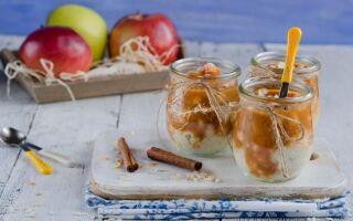 Рецепты для сладких и соленых яблок (ВИДЕО)