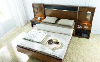 Освещение спальни: что лучше выбрать