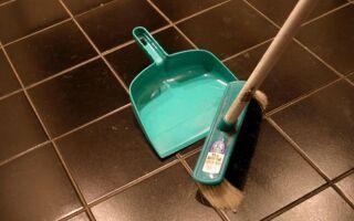 Кухонный пол. Керамическая или каменная плитка — оптимальное решение для прочного пола
