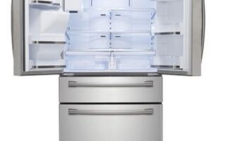 4-дверный холодильник: вы можете положить все в него