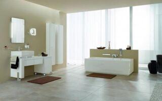 Ванная не только практична, но и эстетична. руководство