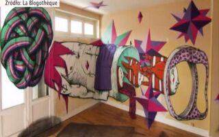 Истребление уличного искусства. Необычные произведения искусства были захоронены под обломками небоскреба (ВИДЕО)