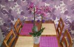 Цвет в интерьере: фиолетовый