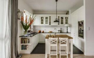 Расположение столовой в доме и квартире (ФОТО)