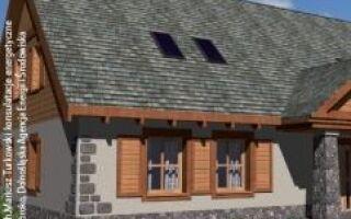 Энергосберегающая крыша