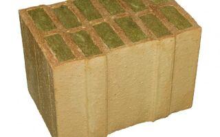 Полый блок с минеральной ватой: для строительства энергоэффективного дома