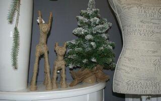 Дополнения и мелочи для украшения вашего дома на Рождество