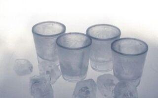 Ледяные очки Froster: никогда не тают